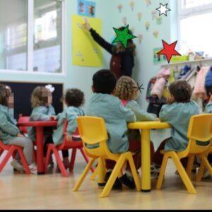 Escuela Infantil Murcia: Crecemos